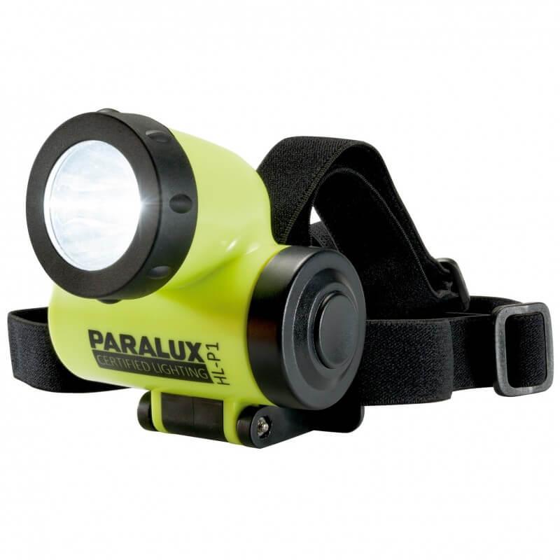 Galvos prožektorius sprogiai aplinkai PARAT Paralux HL-P1