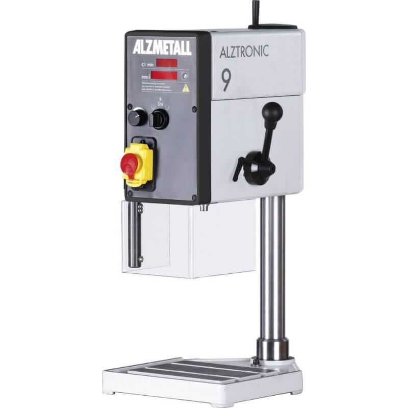 Gręžimo staklės ALZMETALL Alztronic 9