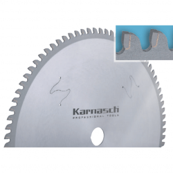 Pjovimo diskas KARNASCH 250x2,2/1,8x30mm Z72 TFF