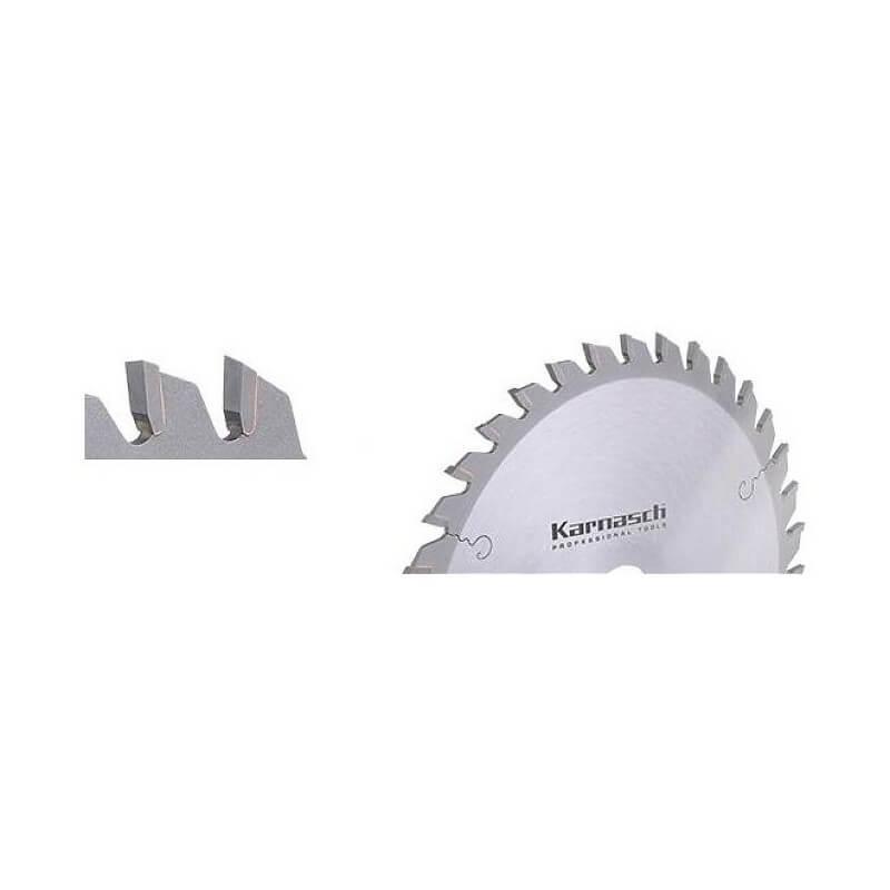 Pjovimo diskas KARNASCH 260x3,2/2,2x30mm 48 WZ