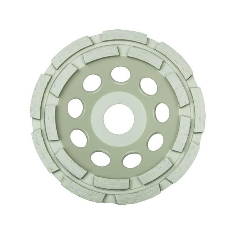Deimantinė šlifavimo lėkštelė KLINGSPOR DS 600 B Supra 125 mm