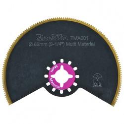 Multifunkcinio įrankio priedas metalui 85mm MAKITA