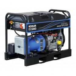 Elektros generatorius SDMO DIESEL 20000 TE XL AVR C