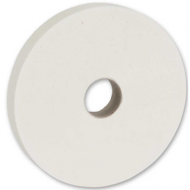 Galandimo diskas SCANTOOL 200x25x32mm K80, baltas