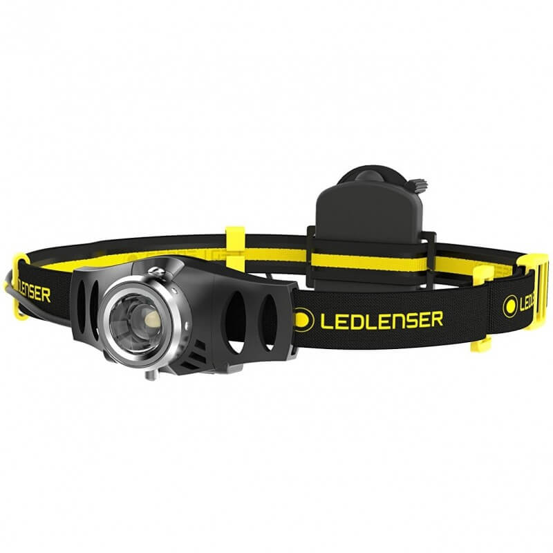 Galvos prožektorius LED Lenser iH3