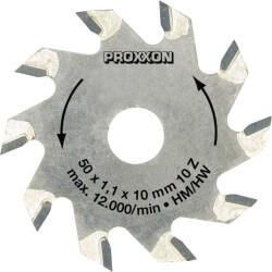 Pjovimo diskas su volframo dantimis PROXXON 50x1,1mm