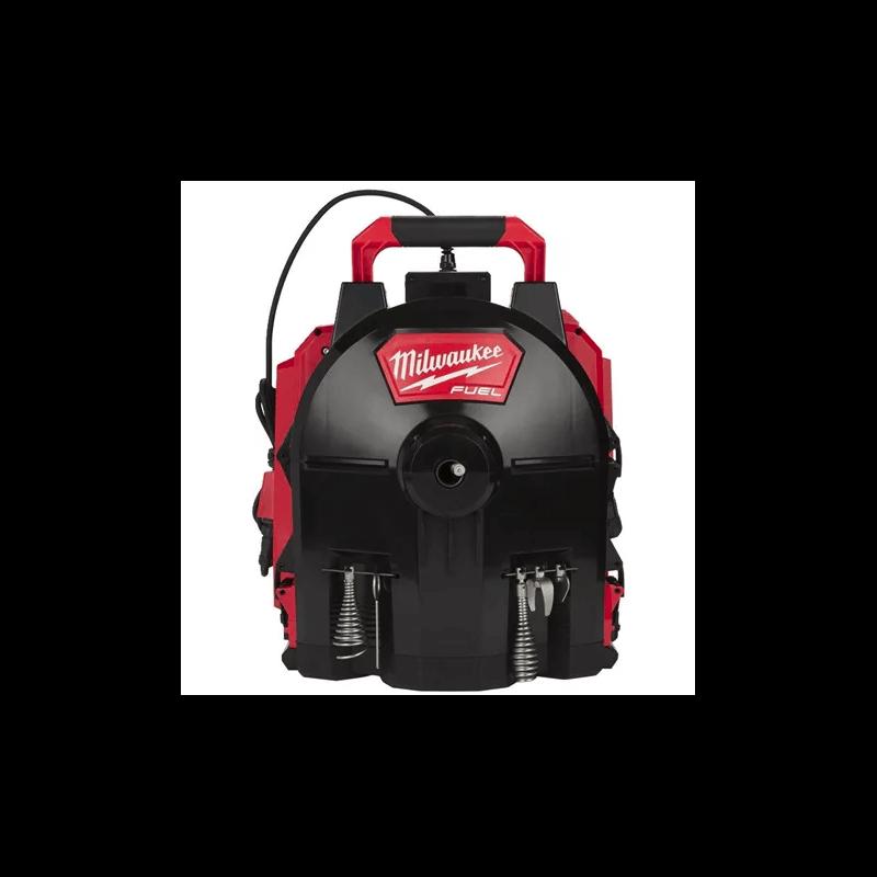 Akumuliatorinis kanalizacijos vamzdžių valymo prietaisas MILWAUKEE M18FFSDC16-502