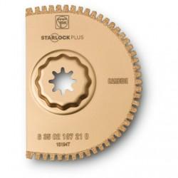 Karbidu dengtas diskas sustiprintam plastikui SLP FEIN Ø90mm