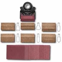 Šlifavimo rinkinys FEIN Profile, 22-ių dalių