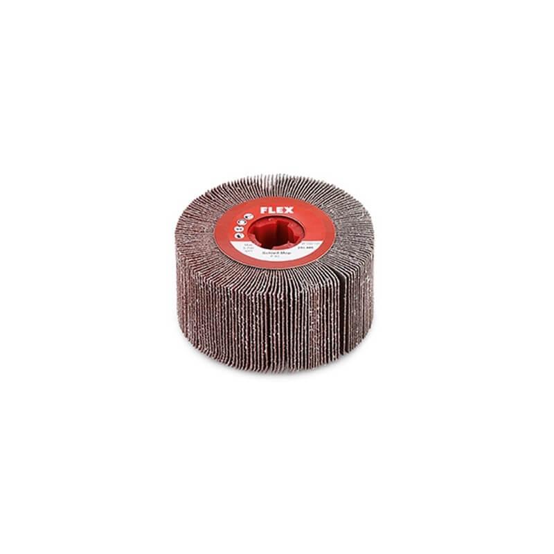 Šlifavimo ritinėlis FLEX Ø100x50mm K180