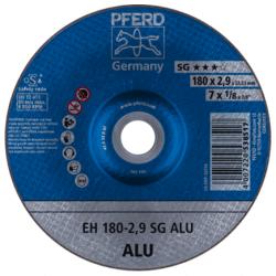 Aliuminio pjovimo diskas PFERD EH180-2,9 SG-ALU