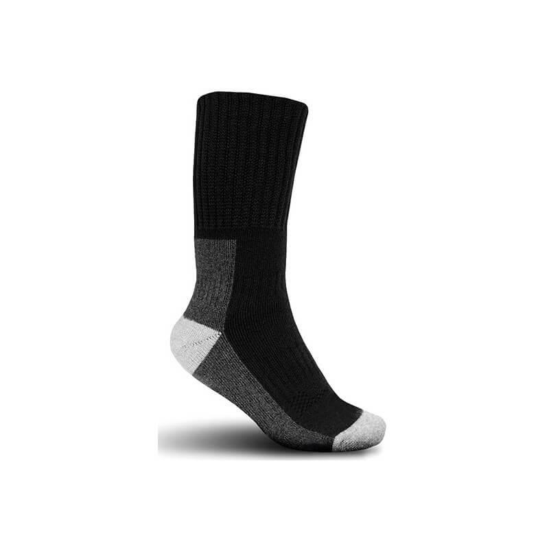 Kojinės ELTEN Thermo Socks, juodos