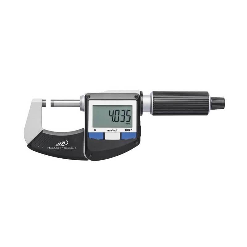 Elektroninis mikrometras PREISSER 0-25mm