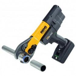 Vamzdžių presavimo įrankis REMS Mini-Press 22V