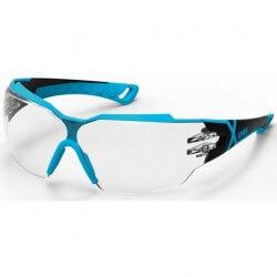 Apsauginiai akiniai UVEX Pheos CX2 skaidriu stiklu