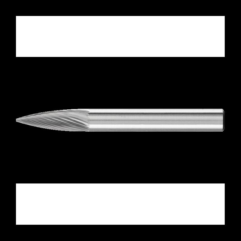 Kietmetalio freza PFERD HM SPG 0618/6 Z5