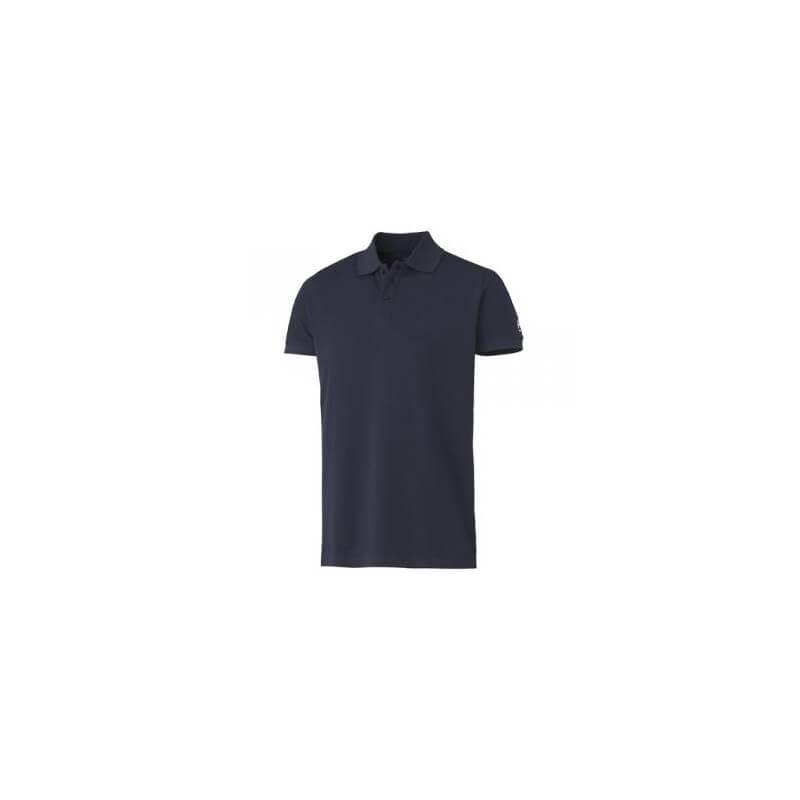 Polo marškinėliai HH Salford Pique t. mėlyni