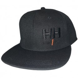 Kepurė su snapeliu HELLY HANSEN Kensington Flat Brim, juoda
