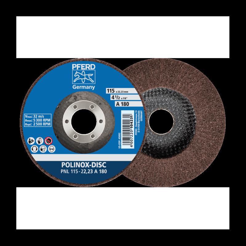 Šlifavimo diskas PFERD PNL 125-22,23mm