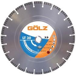 Deimantinis diskas betonui GOLZ LT30 Ø125mm