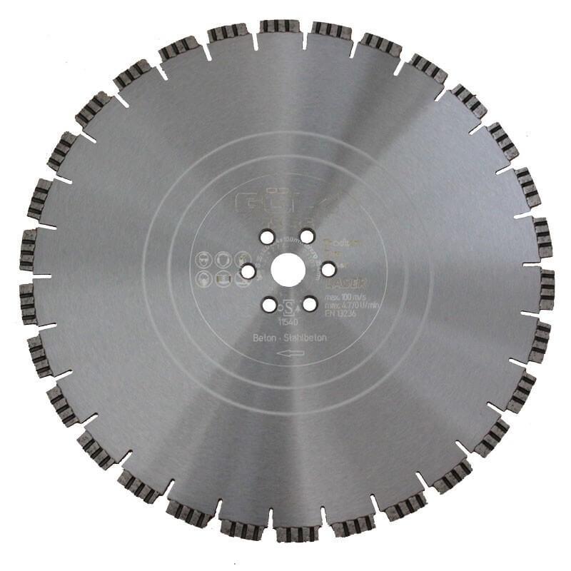 Deimantinis diskas gelžbetoniui GOLZ TS35 Turbo Ø350 mm
