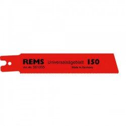 Universalus pjūklelis REMS 150mm