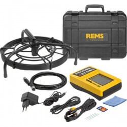Vamzdynų peržiūros kamera REMS CamSys Set S-Color 30 H