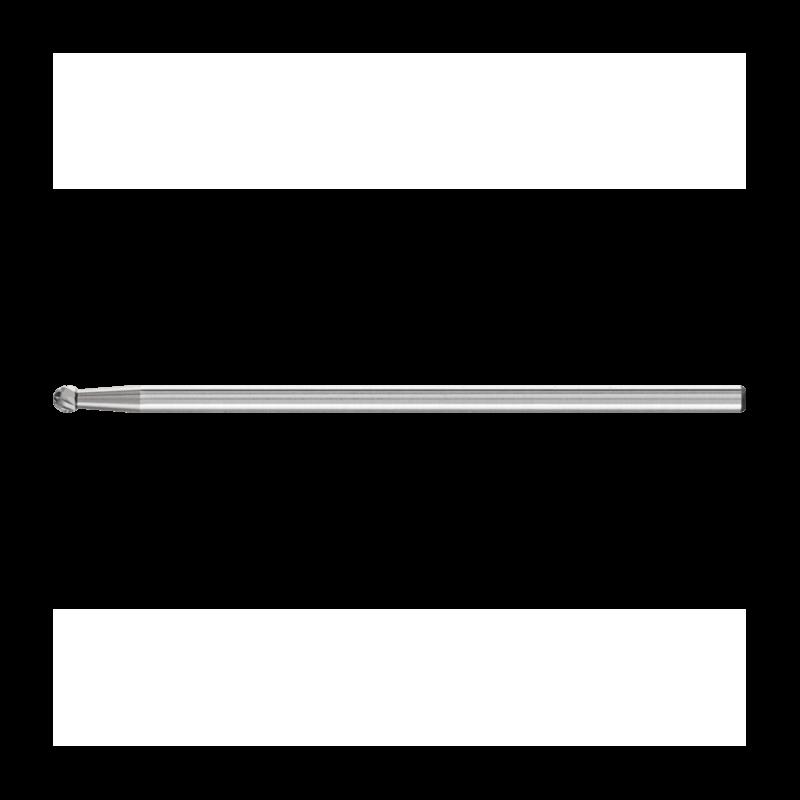 Kietmetalio freza PFERD HM KUD 0302/3 Z3 Plus GL75