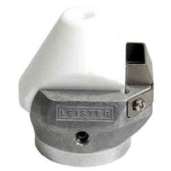 Taškinis suvirinimo antgalis ekstruderiui LEISTER Fusion 20mm