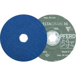 Šlifavimo diskas PFERD CC-FS 115 Deltagrain-Cool 36