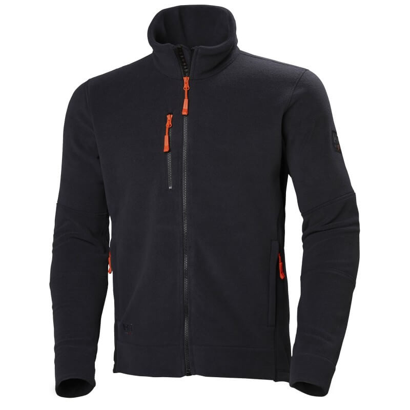 Džemperis HELLY HANSEN Kensington Fleece, juodas