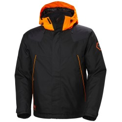 Striukė HELLY HANSEN Chelsea Evolution Winter, juoda