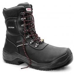 Žieminiai batai ELTEN Joschi GTX ESD S3 SRC Cl, juodi