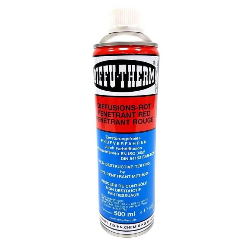 Difuzorius Diffu-Therm BDR-L 500 ml, raudonas