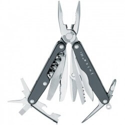 LEATHERMAN įrankis Juice XE6 Storm Gray