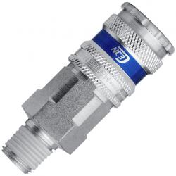 """Greita jungtis su išoriniu 1/4"""" sriegiu CEJN 310 ser. 5,3mm"""