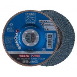 Šlifavimo diskas PFERD PFC125 Z SG-POWER