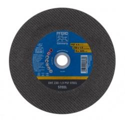 Metalo pjovimo diskas PFERD EHT 230x1,9mm A46 P PSF