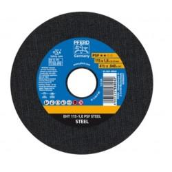 Metalo pjovimo diskas PFERD EHT 115x1,0mm A60 P PSF