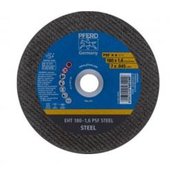 Metalo pjovimo diskas PFERD EHT 178x1,6mm A46 P PSF