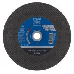 Metalo pjovimo diskas Ø230x1.9x22mm EHT A46 S SG PFERD