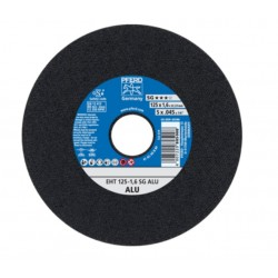 Aliuminio pjovimo diskas PFERD EHT Ø125x1,6mm EHT A46 N SG-ALU