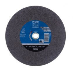Pjovimo diskas PFERD 80 T350-2,8 A36 K SG-CHOP/32,0