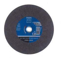 Pjovimo diskas PFERD 80 T350-2,8 A 36 K SG-CHOP-INOX/25,4