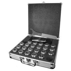 Frezavimo griebtuvas su cangėmis BDS MK3/ZSF 316 (2-16mm)