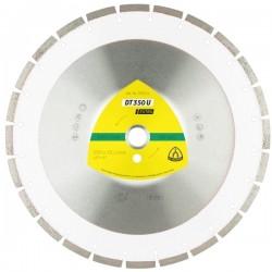 Deimantinis diskas betonui KLINGSPOR DT 350 U Extra
