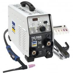 Suvirinimo aparatas GYS TIG 200 DC HF FV