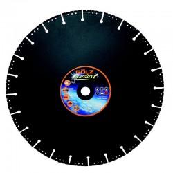 Universāls dimanta disks GOLZ Stardust Ø125x22,2mm