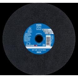 Nerūd. plieno pjovimo diskas PFERD EHT230-1,9mm SG Inox