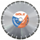 Deimantinis diskas betonui GOLZ CT40 500x25,4mm
